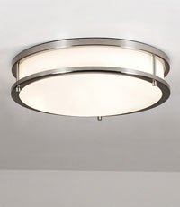 The York Flush Mount Light Fixture