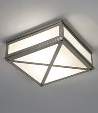 The Rockwell Flush Mount Light Fixture