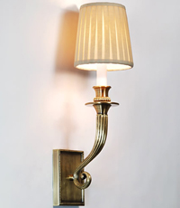 Blythe Custom Wall Light Fixture 2013