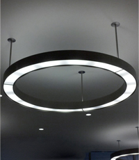 Bondi Custom Pendant Light Fixture 2013