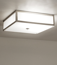 The Dreiden Flush Mount Light Fixture