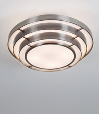 The Claridge Flush Mount Light Fixture