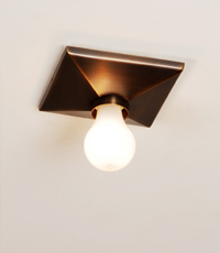 The Amelia Flush Mount Light Fixture