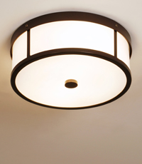 The Benson Flush Mount Light Fixture