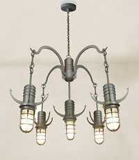 Cohoe Custom Chandelier Light Fixture 2013
