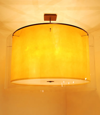 Commodore Custom Pendant Light Fixture 2013