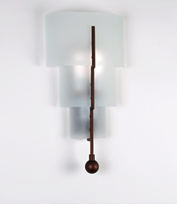 Dita Custom Wall Light Fixture 2013