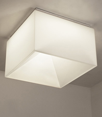 Exeter Custom Flush Mount Light Fixture 2013