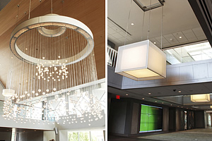 Fortune 500 Commercial Light Installation