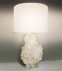 Hayworth Custom Table Light Fixture 2013