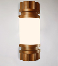 Hoffman Custom Wall Light Fixture 2013