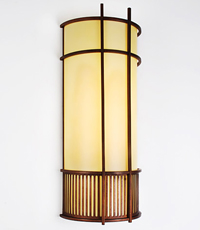 Hunstead Custom Wall Light Fixture 2013