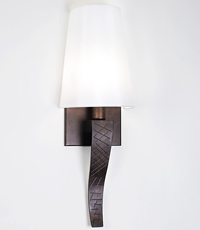 Keane Custom Wall Light Fixture 2013