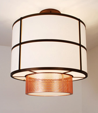 Levitt Custom Pendant Light Fixture 2013