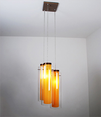Mirabelle Custom Pendant Light Fixture 2013