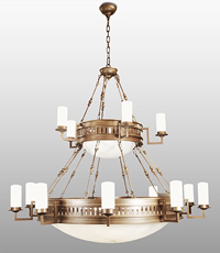 Moira Custom Chandelier Light Fixture 2013