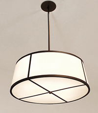 Newbury Custom Pendant Light Fixture 2013