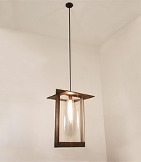 Sparta Custom Pendant Light Fixture 2013