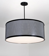 Starke Custom Pendant Light Fixture 2013