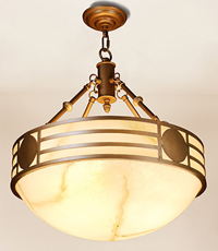 Sunderland Custom Pendant Light Fixture 2013