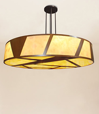 Talisan Custom Pendant Light Fixture 2013