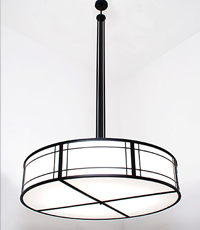 Toulouse Custom Pendant Light Fixture 2013