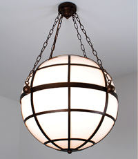 Verne Custom Pendant Light Fixture 2013
