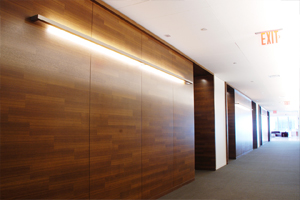 Wilmer Hale Commercial Light Installation