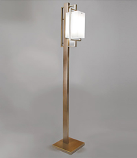 Windom Custom Floor Light Fixture 2013