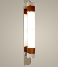 The Mitterand Wall Light Fixture