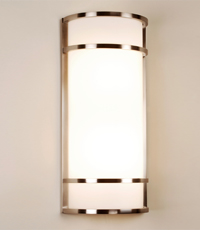 The Atlan Wall Light Fixture