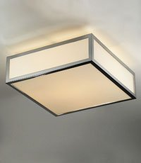 The Minetta Flush Mount Light Fixture