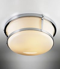 The Walker Flush Mount Light Fixture