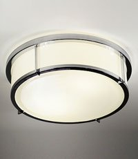The Waverly Flush Mount Light Fixture