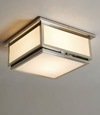 The Park Flush Mount Light Fixture